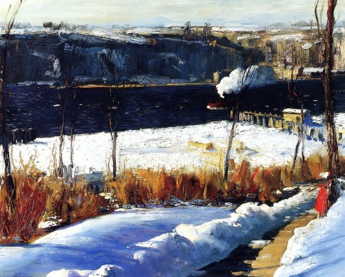 George_Bellows_Winter_Afternoon